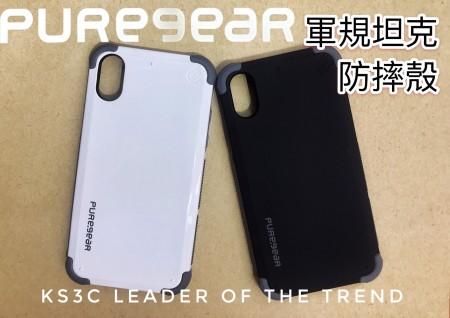 【599免運】PUREGEAR 普格爾 坦克 美國品牌 iphone各型號 軍規防摔殼 三星s10plus note10 note10plus iphone11系列