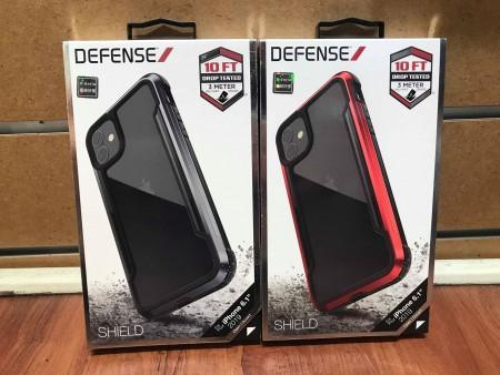 【599免運】DEFFENSE 刀鋒 iphone各型號 三星手機殼 軍規防摔殼 X-doria
