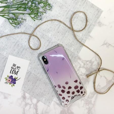 【599免運】Chiclobe 芋香珍奶 反重力 四角防摔殼 iphone各型號 三星 iphone11系列