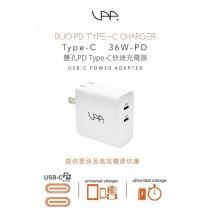 【599免運】SAP 單孔18W 雙孔36w PD 充電頭 蘋果專櫃商品 電源供應器 快充頭 旅充頭 保固一年