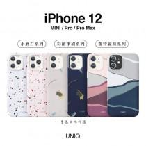 【599免運】UNIQ Coehl 文青風 文藝風 IML工藝 全包覆 防摔 手機殼 Iphone12/12pro 12mini 12promax