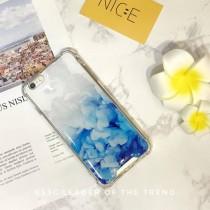 【599免運】Chiclobe奇可 藍染樣式手機殼 反重力 四角防摔殼 iphone各型號 SE2手機殼