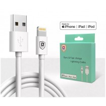 【599免運】台灣品牌 瑞立 RUILI MFi 蘋果線 充電線 一米 傳輸線 原廠晶片品質 2.4A