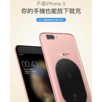 【599免運】Baseus 倍思 台灣公司貨 超薄 無線充電片 無線充接收貼片 5V/1A IOS 安卓 TypeC
