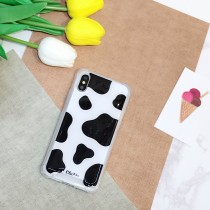 【599免運】Chiclobe奇可 乳牛樣式 反重力 四角防摔殼 iphone各型號 SE2手機殼